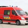Véhicule de signalisation compact Zone Nord de la Flandre-Occidentale
