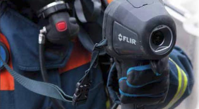 Nieuwe thermische camera FLIR K-serie