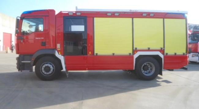 Personeels-en materiaalwagen Zone Oost Post Buggenhout & Hamme