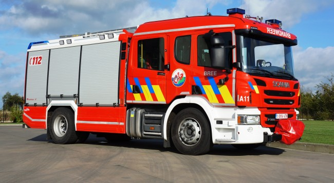 Rosenbauer AT op Scania