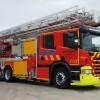 Auto-élévateur service d'incendie Zaventem