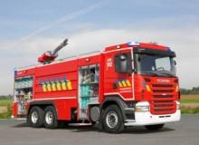 Industriële schuimautopomp (Antwerpen) kast open