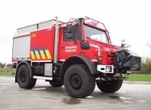 Brasschaat bosbrandvoertuig 3000 liter