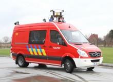 Kuurne snelle hulpwagen