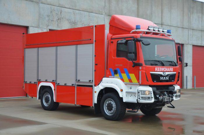 Materiaalwagen 4x4