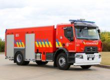 Tankwagen 8500 liter HVZ Meetjesland